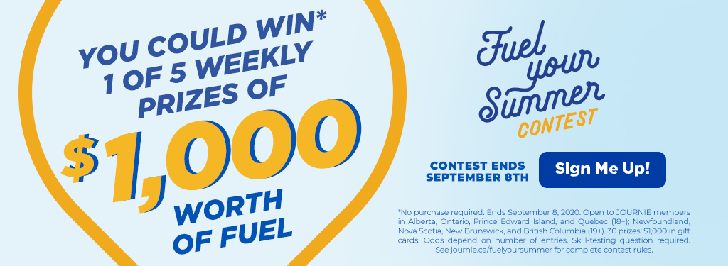 Fuel Your Summer Contest